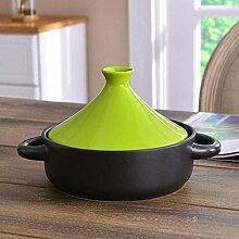 Cocotte Casserole En Céramique Pot À Ragoût