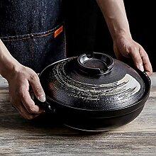 Cocotte Céramique Pot En Terre Bibimbap