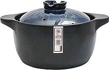 Cocotte cocotte en céramique faitout domestique