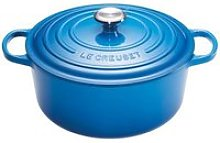 Cocotte en fonte ronde Marseille - Le Creuset 24cm