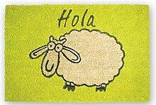 Cofan Paillasson intérieur avec Motif Mouton
