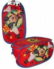 Coffre a jouet Large Rangement Pop Up Mickey