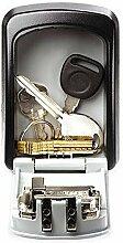 Coffre-fort pour clés Montage mural pour