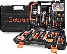 Coffret à outils 100 pièces Gobran multifonction