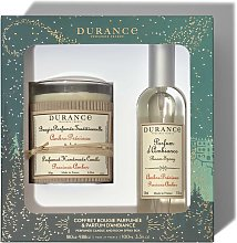 Coffret Bougie et Parfum d'Ambiance Ambre