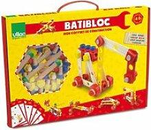 Coffret de construction : batibloc