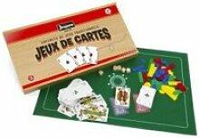 Coffret de jeux de cartes JEU3225280814506