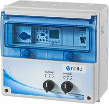 Coffret Electrique Piscine Filtration 1 Circuit