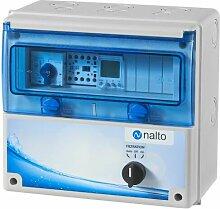 Coffret Electrique Piscine Filtration - Horloge