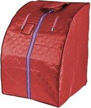 Coffret sauna portable infrarouge hombuy® avec 4
