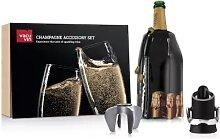 Coffret vin Vacuvin accessoires à champagne