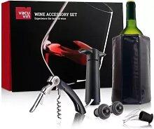 Coffret vin Vacuvin accessoires à vin