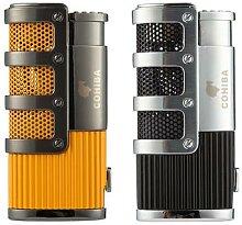 COHIBA – allume-cigare Butane 3 torches,