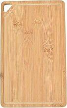 COKEA Planche à découper en bambou naturel de