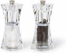 Cole & Mason Moulin à poivre et sel en cristal 11