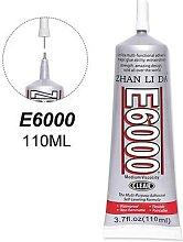 Colle Super forte E6000 110ml, Textile scolaire,