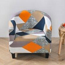 Color 17 -Housse extensible pour fauteuil de