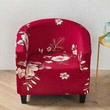 Color 18 -Housse extensible pour fauteuil de