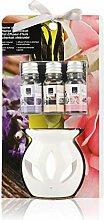 com-four® Coffret Cadeau Parfum 4 pièces avec