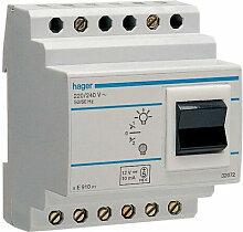 Commande 120 blocs éclairage sécurité (HAG