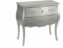 Commode Murano Silver - Amadeus - Silver