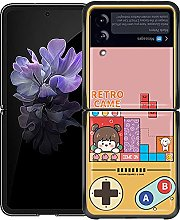 Compatible avec L'étui Samsung Galaxy Z Flip