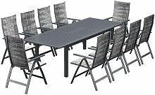 Concept-usine - Berana 10 : table de jardin
