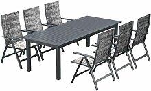 Concept-usine - Berana 6 : table de jardin