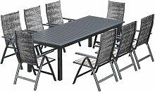 Concept-usine - Berana 8 : table de jardin