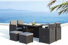 Concept Usine Monaco 8 : salon de jardin