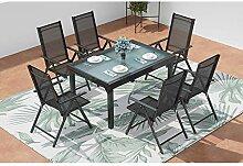 CONCEPT USINE - Salon De Jardin Design Brescia 6