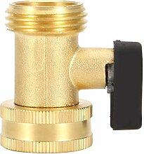Connecteur de vanne 3/4 DN20 en Laiton Droit