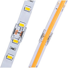 Connecteur HIPPO pour Jonction Ruban LED COB 10mm