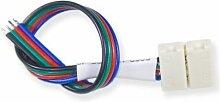 Connecteur Ruban LED Flexible - 15W RGB -