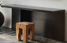 Console Atrium / Bureau - Métal - L 170 x P 45 cm