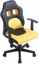 Contemporain chaise de bureau enfant gamme vaduz