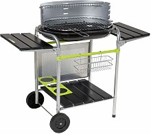 Cook'in Garden - Barbecue au charbon de bois