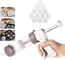 Cookie presse Kit biscuits moule pistolet
