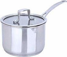 Coolhopy Marmite à soupe, lait Pot, soupe en