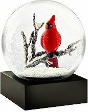 CoolSnowGlobes Boule à Neige Cardinal