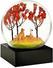 CoolSnowGlobes Boule à Neige Copains d'automne