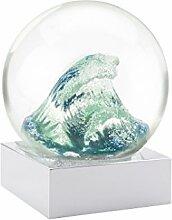 CoolSnowGlobes Boule à Neige Vague