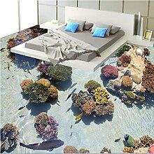 Corail personnalisé poisson tropical marin 3D