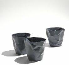 Corbeille design bin bin graphite