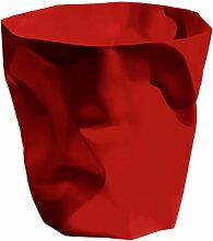 Corbeille design rouge