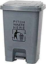 Corbeille Grise, Recyclage En Plastique De