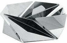 Corbeille Kaleidos - Alessi métal en métal