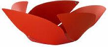 Corbeille Twist Again / Ø 29 cm - Alessi rouge en