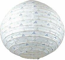 Corep - Suspension lumineuse Boule Japonnaise