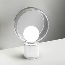 Cosmit Abat-jour a LED Blanc, Grand